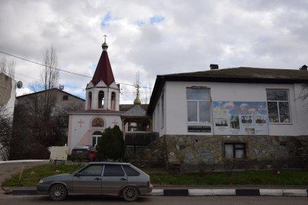 Храм в посёлке Пшада