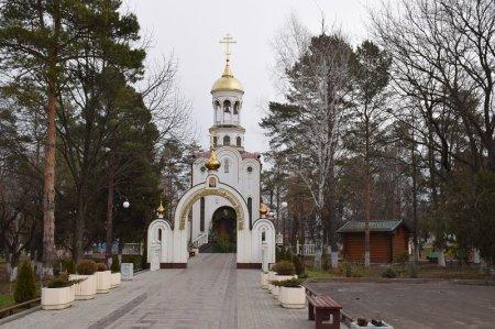 Храм в Выселках