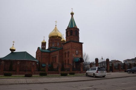 Храм в Кореновске