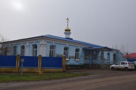 Храм в Дятьковской