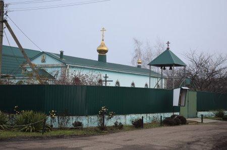 Храм в Днепровской