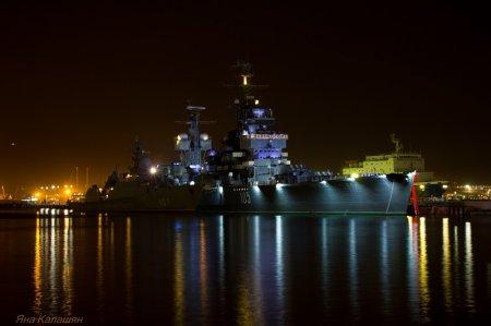 Музей-крейсер