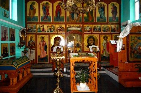 Свято – Успенский храм в Джубге