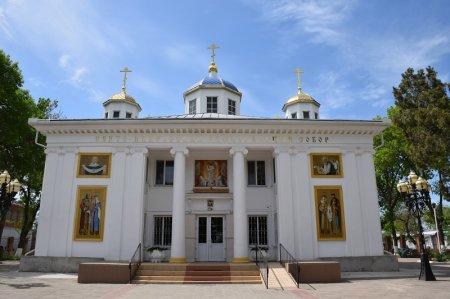 Свято-никольский кафедральный собор в Ейске