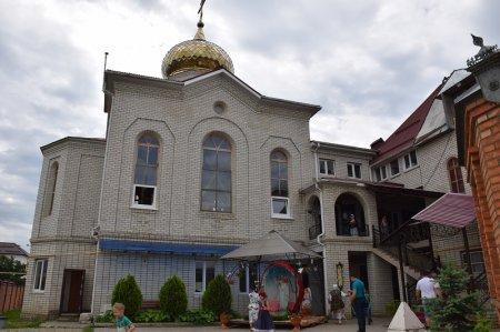 Приход Свято-Покровского храма в Апшеронске