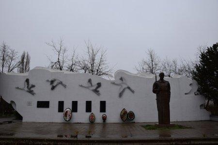 Памятник солдатам в Виноградном
