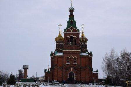 Храм в Платнировской