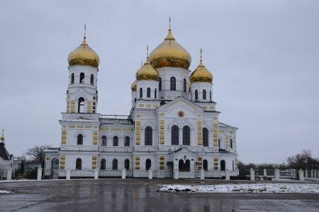 Храм в Первомайском