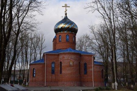 Храм в Смоленской