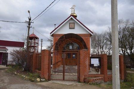 Церковь в Крепостной