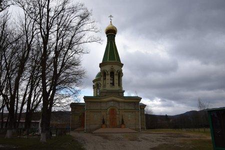 Храм в Ставропольской