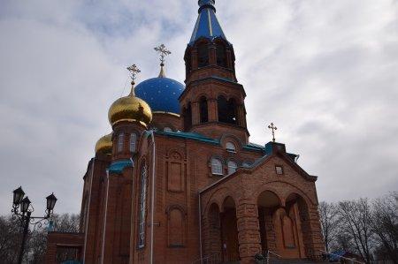 Храм в Павловской