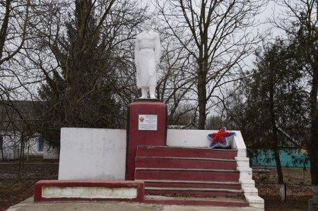 Памятник войнам-односельчанам