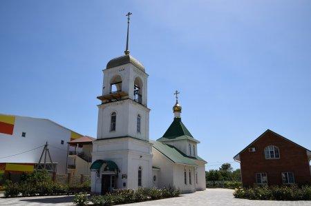 Храм в Кучугурах