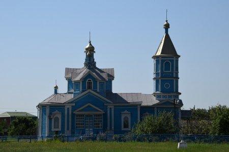 Храм в Калининской