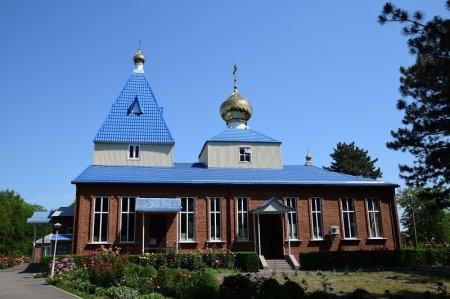 Храм в Нововеличковской