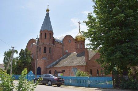 Храм в Трудобеликовском
