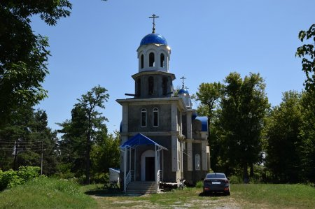 Храм в Львовском